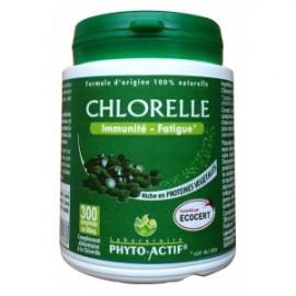 Chlorelle bio de Phyto-Actif, 300 comprimés