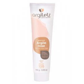 Masque argile rose d'Argiletz, 100 G