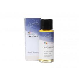 Immersion dans le bien-être, huiles aux pierres précieuses bio de Farfalla, 80 ml