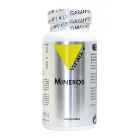 Mineros de Vitall+ 250 comprimés