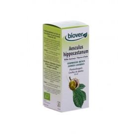Marron d'Inde Teinture BIO - Aesculus hippocastanum - gouttes de plante de Biover 50ml