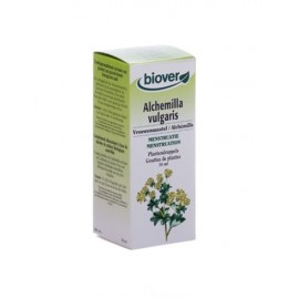 Alchemille Teinture BIO - Alchemilla vulgaris - gouttes de plante de Biover 50ml
