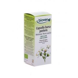 Bourse à Pasteur Teinture BIO - Capsella bursa pastoris - gouttes de plante de Biover 50ml