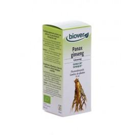 Ginseng Teinture BIO - Panax ginseng - gouttes de plante de Biover 50ml