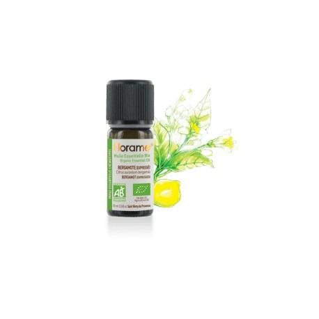 Bergamote zeste biologique - citrus bergamia - Huile essentielle BIO de Florame, 10 ml