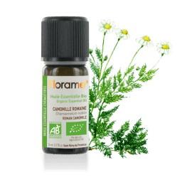Camomille romaine biologique - chamaemelum nobile - Huile essentielle BIO de Florame, 5 ml