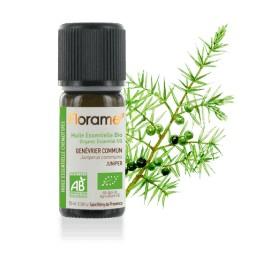 Huile essentielle Genévrier commun biologique BIO de Florame, 10 ml