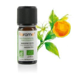Huile essentielle Mandarine zeste biologique BIO de Florame, 10 ml