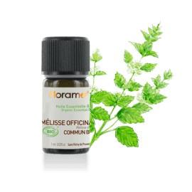 Huile essentielle Mélisse officinale biologique BIO de Florame, 1 ml