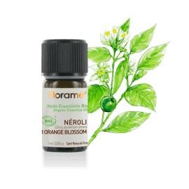 Huile essentielle Néroli biologique BIO de Florame, 1 ml