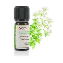 Huile essentielle Origan compact biologique BIO de Florame, 5 ml