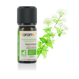 Huile essentielle Origan Espagne biologique BIO de Florame, 5 ml
