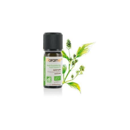 Huile essentielle ravintsara cinéole biologique BIO de Florame, 10 ml