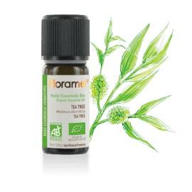 Huile essentielle tea tree biologique BIO de Florame, 10 ml