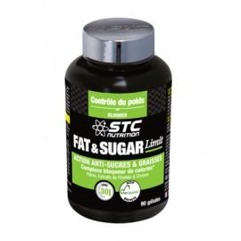 FAT & SUGAR LIMIT de STC nutrition (Ineldea), 90 gélules