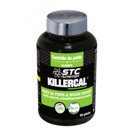 KILLERCAL® de STC nutrition (Ineldea), 90 gélules