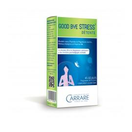 Good bye stress de Carrare, 45 gélules