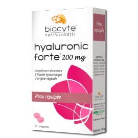 Hyaluronic forte 200 mg de Biocyte, 30 comprimés