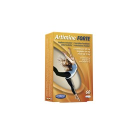 ARTIMINE forte de ORTHONAT Nutrition, 60 gélules