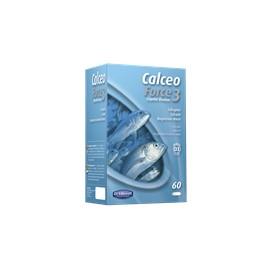 CALCEO Force 3 de ORTHONAT Nutrition, 60 comprimés