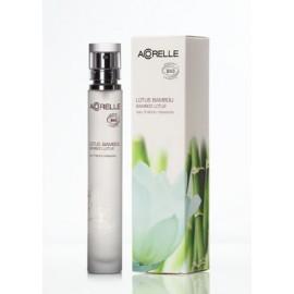 Rêve de Lotus, eau fraîche relaxante bio de Acorelle, flacon-spray de 30 ml