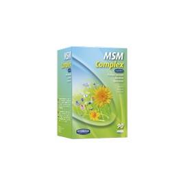 MSM complex de ORTHONAT Nutrition, 90 gélules
