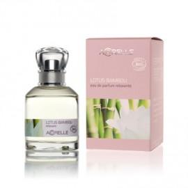 Rêve de lotus, eau de parfum relaxante bio de Acorelle, flacon-spray de 50 ml