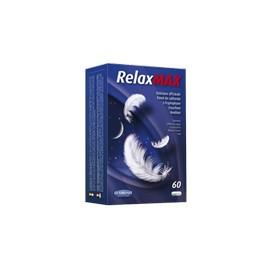 RELAX MAX de ORTHONAT Nutrition, 60 gélules