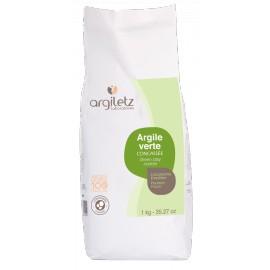 Argile verte concassée d'Argiletz, 1 KG
