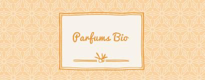 Parfums bio