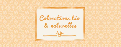 Colorations bio et naturelles